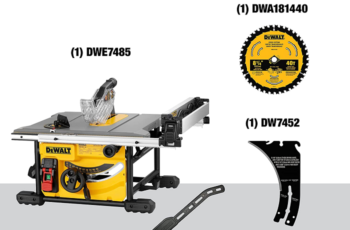 table saw under 500